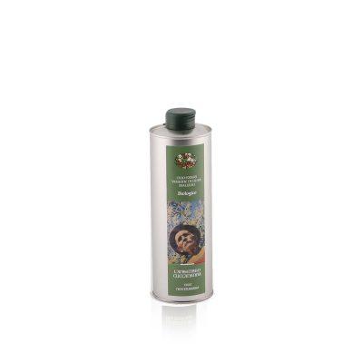 olio extra vergine di oliva non filtrato
