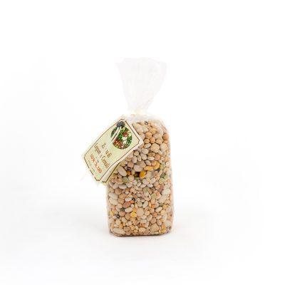 zuppa legumi e cereali azienda agricola lo scoglio